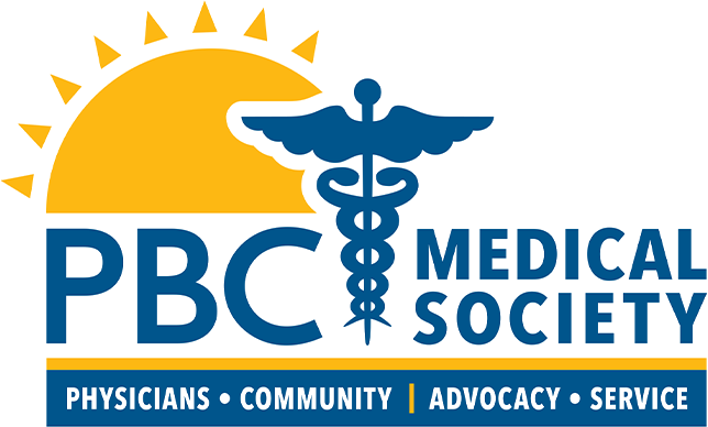 PBC Medical Society Logo