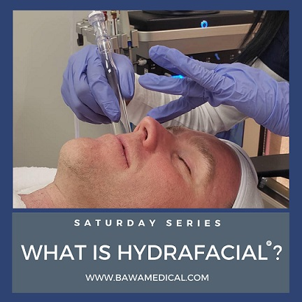 Bawa-what is a hydrafacial